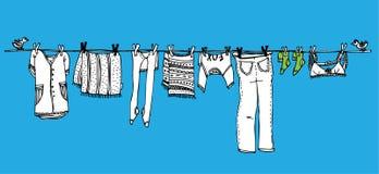Vêtement Photos libres de droits