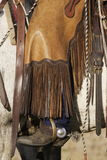 Vêtement de cowboy photos libres de droits