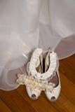 Vêtement de mariage Images libres de droits