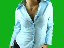 Vêtement femelle Photos libres de droits
