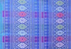 Vêtement thaï de type de culture traditionnelle Photographie stock