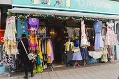 Vêtements à vendre Image stock