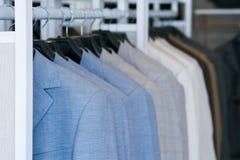 Vêtements d'homme Photos stock