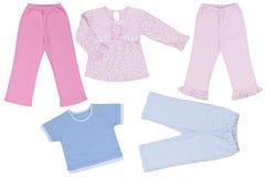 Vêtements de bébé Image libre de droits