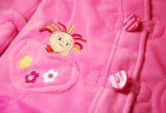 Vêtements de chéri Photo stock