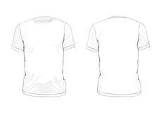 Vêtements de descripteur illustration libre de droits