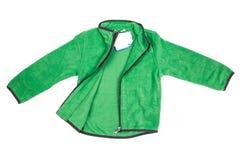 Vêtements de laine de bébé Image libre de droits