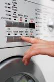Vêtements de lavage image stock