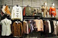 Vêtements de mode Photos libres de droits