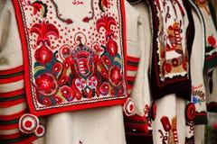 Vêtements traditionnels Image libre de droits