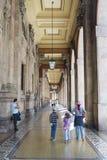 Vía Dante, Génova Imágenes de archivo libres de regalías