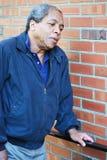 Víctima del ataque del corazón. foto de archivo libre de regalías