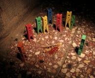 Víctima pública de un asesinato Imagen de archivo libre de regalías