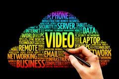 vídeo fotografia de stock