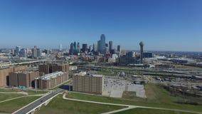 Vídeo aéreo de Dallas