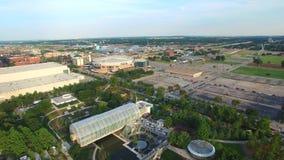 Vídeo aéreo do Oklahoma City filme