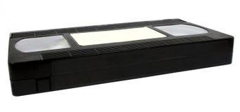 Vídeo cassette2 Imagenes de archivo