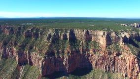 Vídeo da antena de Grand Canyon vídeos de arquivo