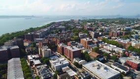 Vídeo da antena de Ridge New York da baía filme