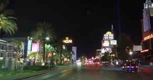 Vídeo da noite da tira de Las Vegas filme
