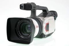 Vídeo de la cámara Foto de archivo libre de regalías
