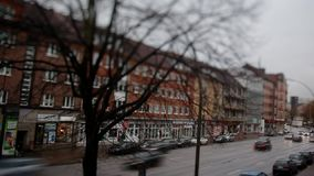 Vídeo de movimento de Timelapse em Alemanha, Berlim em Europa filme