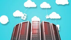 Vídeo del almacenamiento de datos
