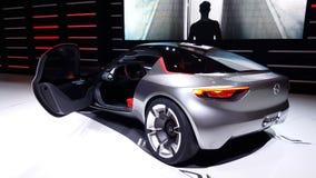 vídeo 4K del concepto de Opel GT almacen de video