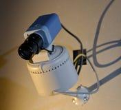 Vídeo moderno a câmara imagem de stock