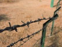 Vínculo de la cerca Fotografía de archivo