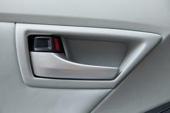 Vínculo de la puerta de coche Fotografía de archivo libre de regalías