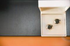 Vínculos de puño Foto de archivo