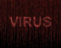 vírus Fotografia de Stock