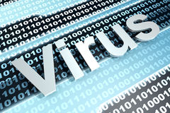 vírus Fotos de Stock Royalty Free
