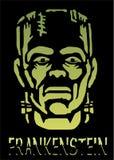 Víspera de Todos los Santos Frankenstein imágenes de archivo libres de regalías