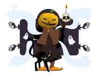 Víspera de Todos los Santos Samhain libre illustration