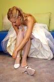Vóór huwelijk ceremon Stock Afbeelding