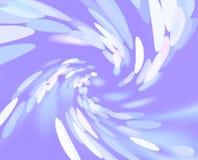 Vórtice ligero abstracto Foto de archivo
