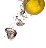Vôo amarelo Imagem de Stock