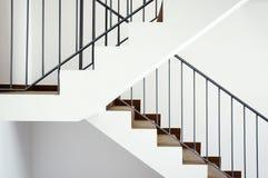 Vôo de escadas Imagens de Stock Royalty Free