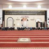 Völker beten zum Gott Lizenzfreie Stockbilder