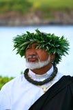 Vördnadsvärda Laki Kaahumanu Fotografering för Bildbyråer