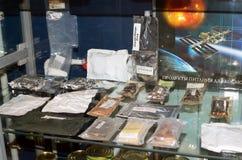 以V命名的宇宙航行学博物馆 P Glushko 库存图片