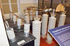 以V命名的宇宙航行学博物馆 P Glushko 库存照片