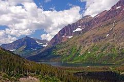 västra bergpanorama fotografering för bildbyråer