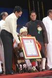 V.B. Rajendra Prasad images libres de droits
