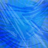 00083_v_backgrouste blauwe brush_10 Royalty-vrije Stock Fotografie