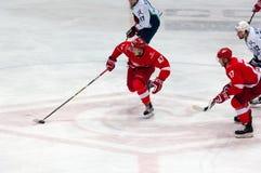 V. Bobylyov (47) dribble Stock Photo