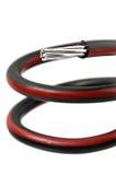 220v cable europejskiego organu typu elektrycznego Fotografia Royalty Free