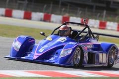 V de V Endurance Reihenmeisterschaft Lizenzfreies Stockfoto